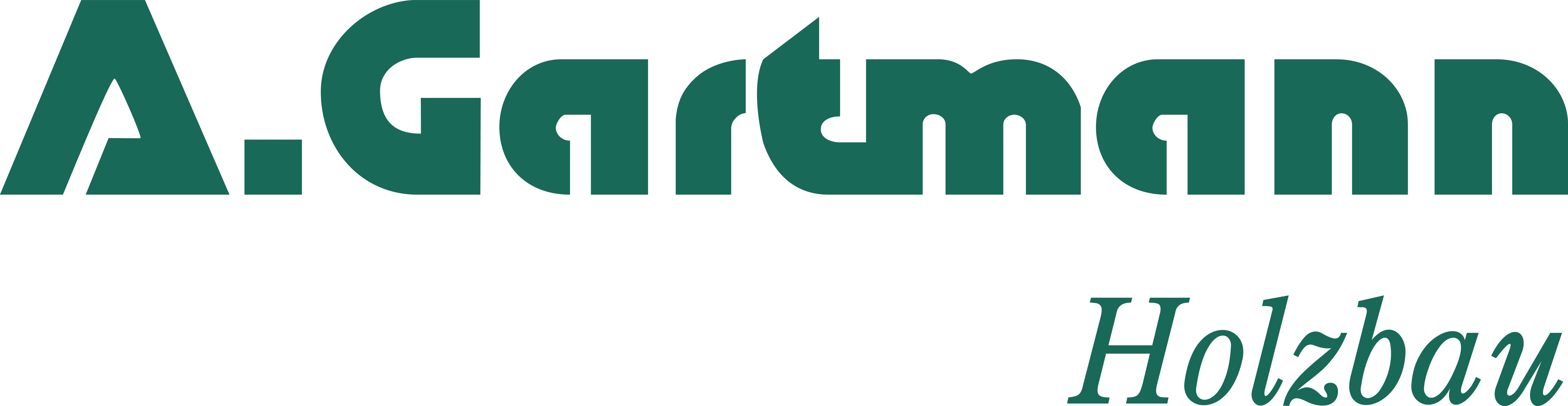 A Gartmann Logo CMYK