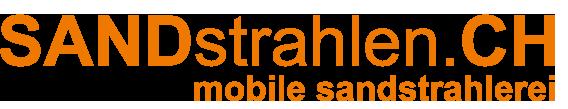 Sandstrahlen Logo